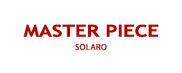 21SS MASTERPIECE – SOLARO | マスターピース – ソラーロ