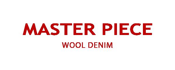 21SS MASTERPIECE – WOOL DENIM | マスターピース – ウールデニム